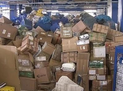 Тысячи посылок без ИНН застряли на российской таможне