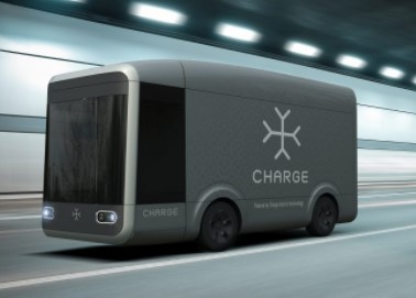 Alibaba будет доставлять покупки беспилотными фургонами