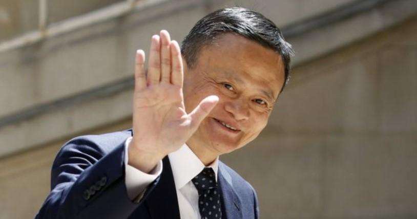 Основатель китайской Alibaba Group Джек Ма покинул пост председателя совета директоров