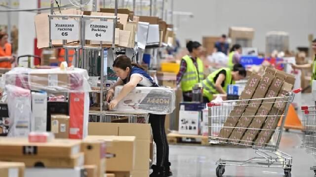 У интернет-магазинов начались проблемы с обработкой заказов перед праздниками