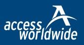 Отслеживание Access Worldwide