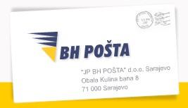 Отслеживание почты Боснии и Герцеговины