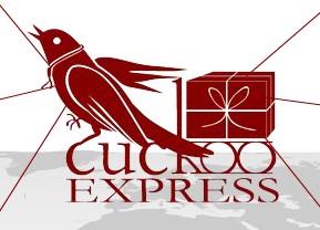 Отслеживание Cuckoo Express