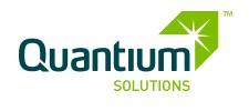 Отслеживание Quantium Solutions