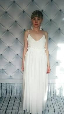 e6331d76f92dc80 Очень красивое платье от #Shein магазин #COLROVIE Official Store Ссылка на  магазин: Доставка около 3 недель. Платье классное, лёгкое, воздушное.